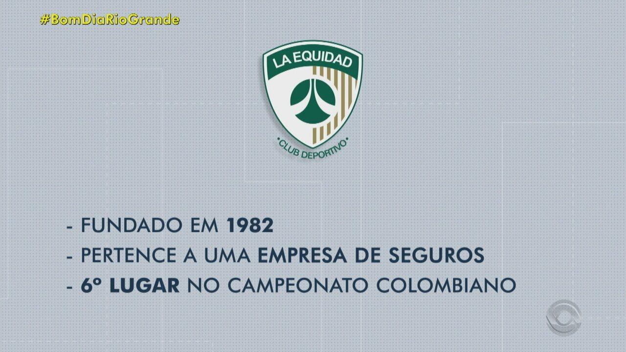Conheça o adversário do Grêmio na estreia da Copa Sul-Americana