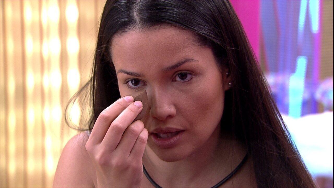 Juliette analisa sua trajetória no BBB21: 'Se eu plantei coisa boa, vou colher coisa boa'