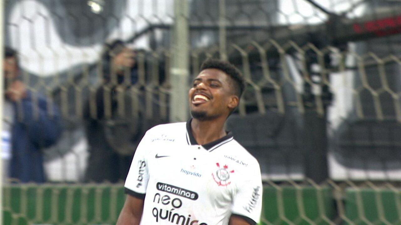 Jemerson ainda não sabe se fica no Corinthians