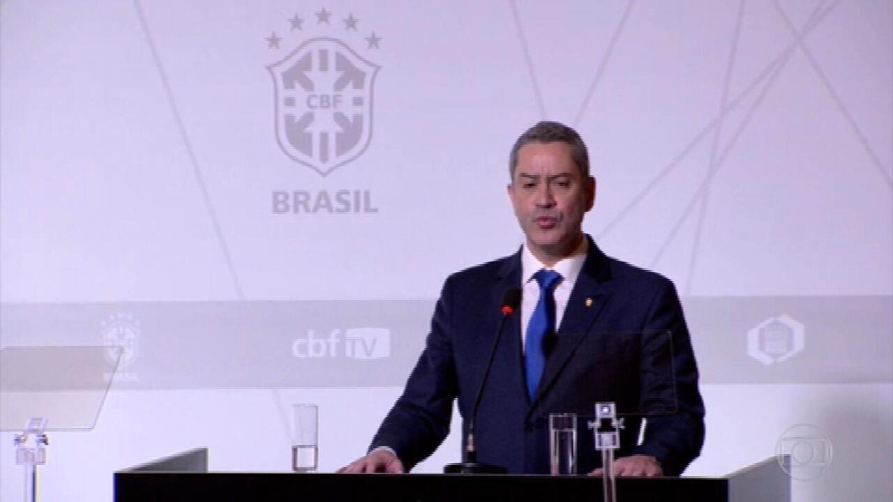Presidente da CBF é denunciado por assédio sexual e moral por uma funcionária da confederação