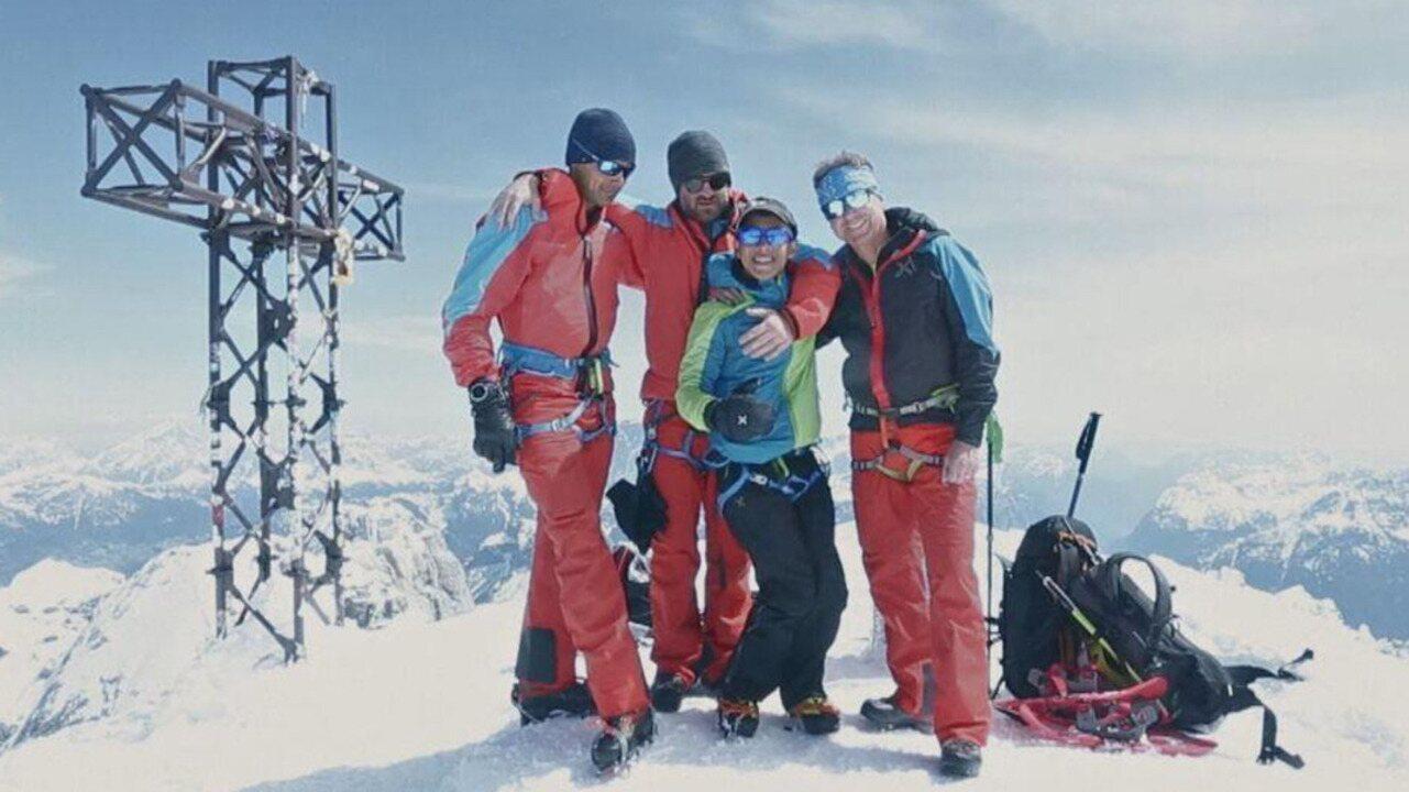 'O impossível para mim não existe', diz jovem com paralisia que escalou montanha na Itália