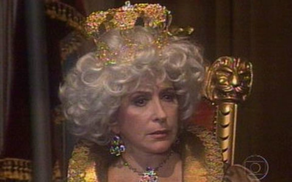 """""""Que rei sou eu?"""" no Túnel do Tempo!"""
