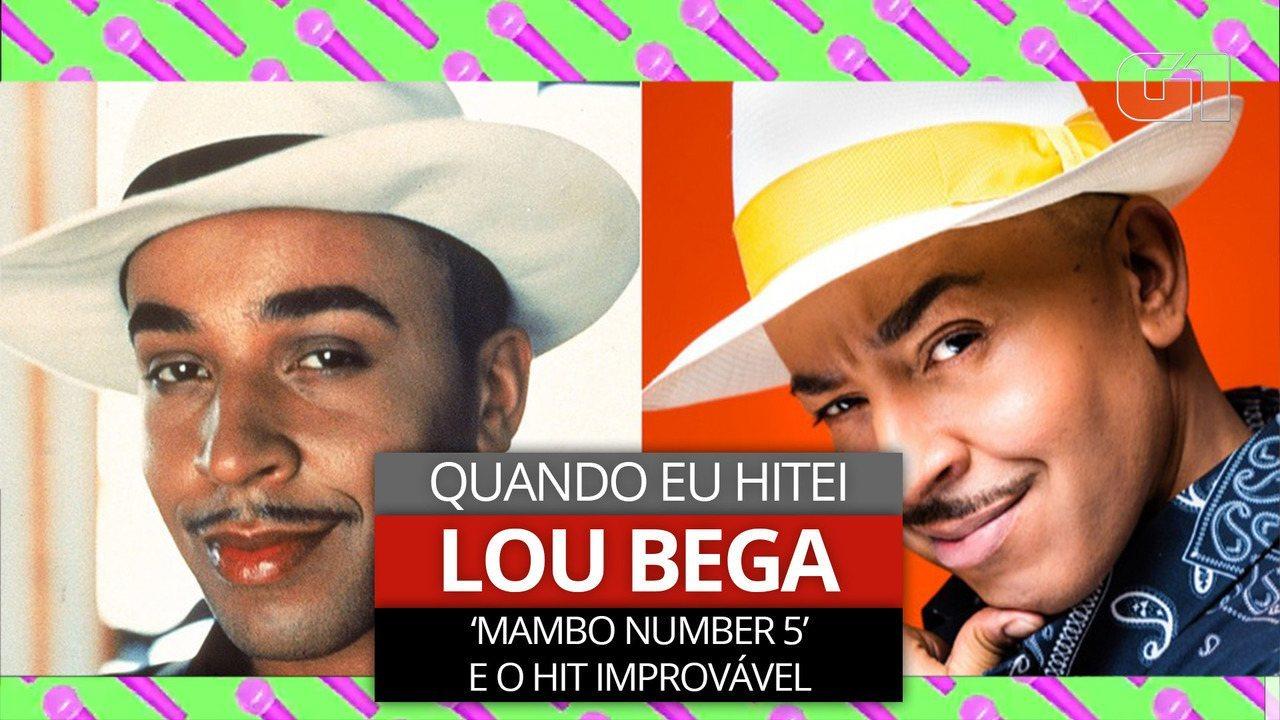 Quando eu hitei: Lou Bega, 'Mambo number 5' e a história do hit improvável