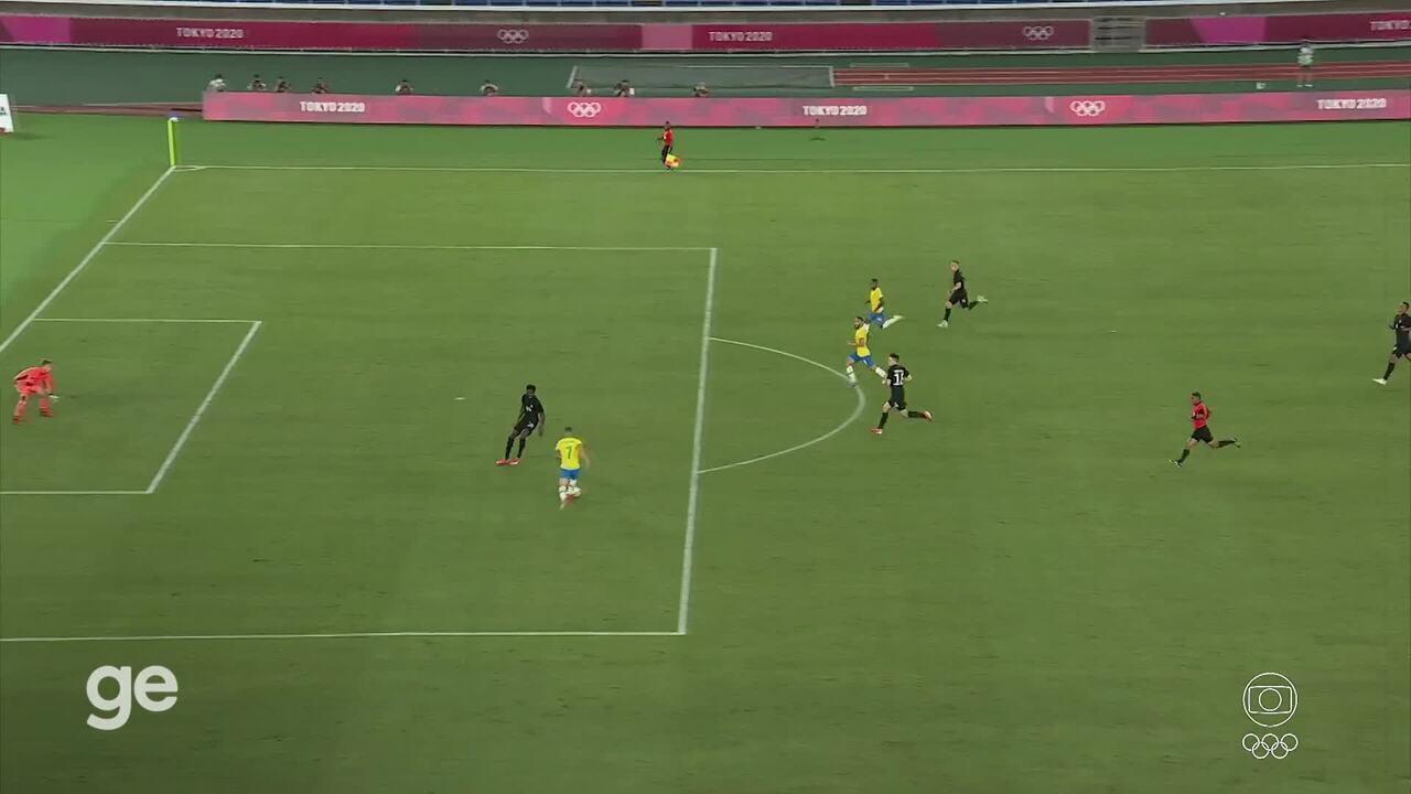 Melhores momentos: Brasil 4 x 2 Alemanha no Futebol Masculino nas Olimpíadas Tóquio 2020