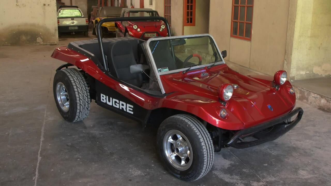A evolução do buggy: modelo com motor elétrico já está em desenvolvimento