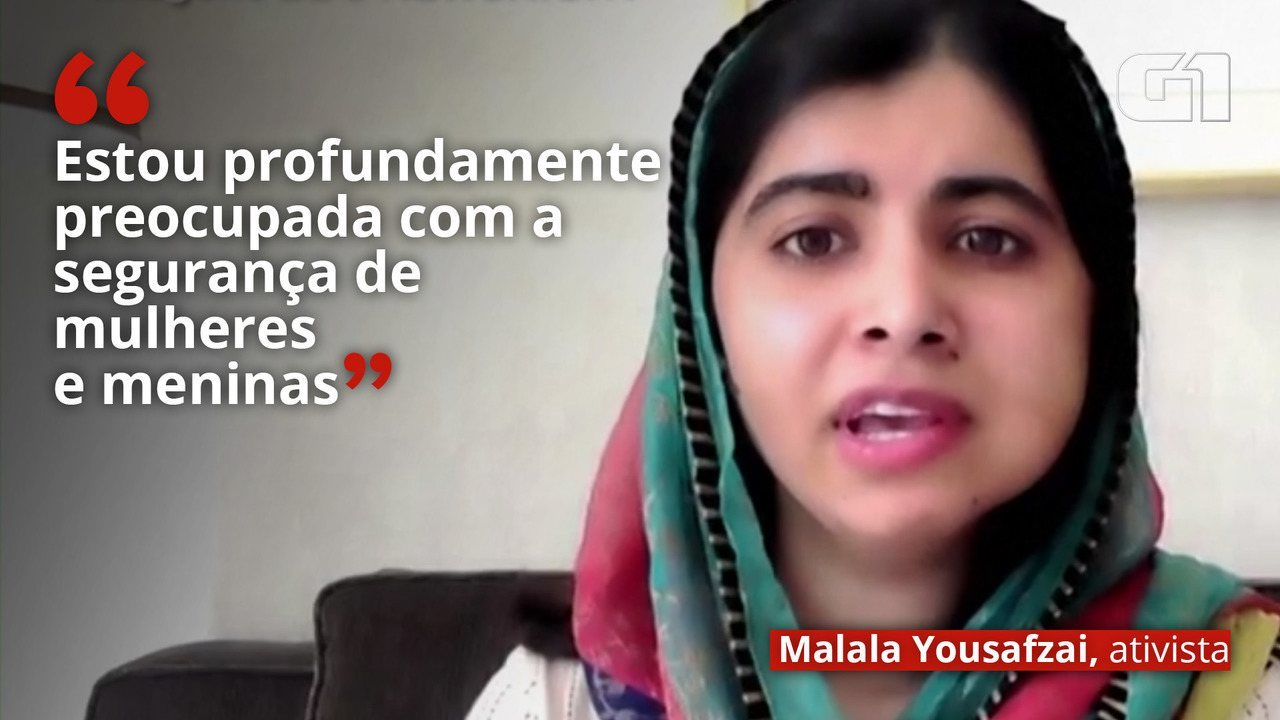 Malala: 'I am very concerned about the safety of women and girls'