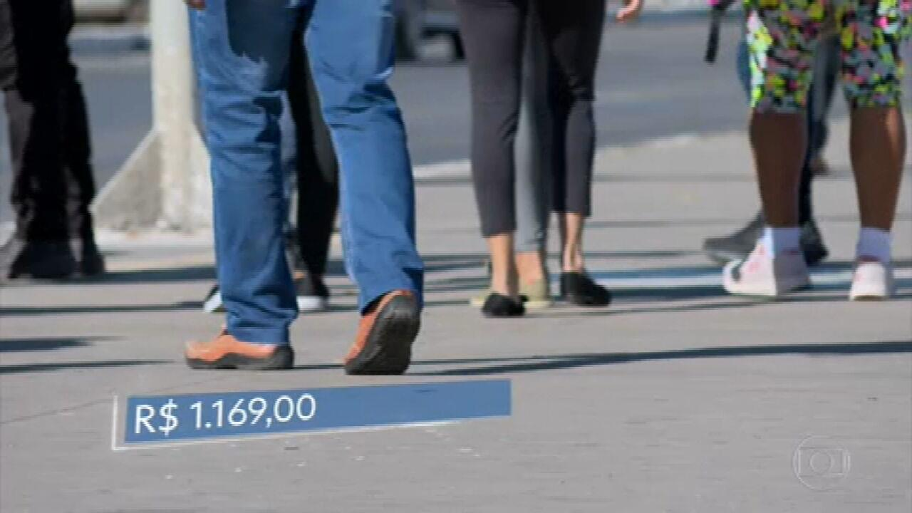 Governo propõe salário mínimo de R$ 1.169 para 2022, sem aumento acima da inflação