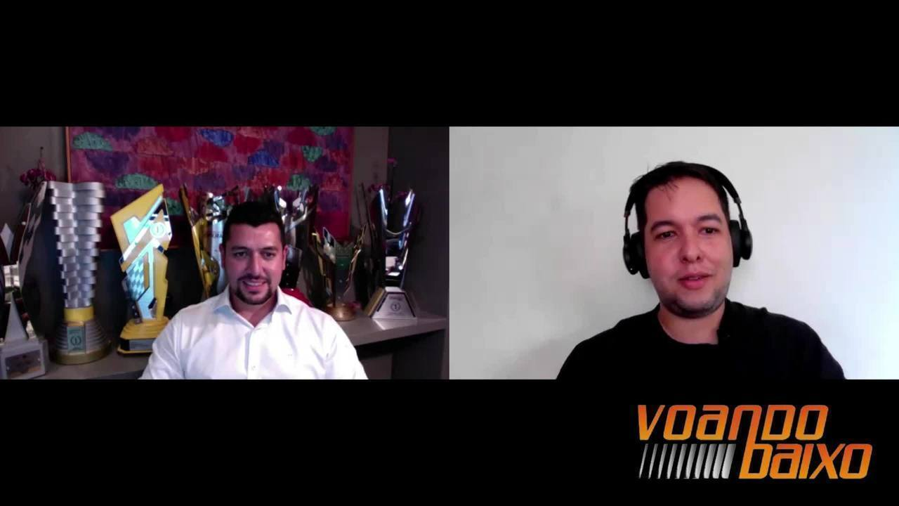 VOANDO BAIXO: Cupeiros #2 - entrevista com Leonardo Sanchez