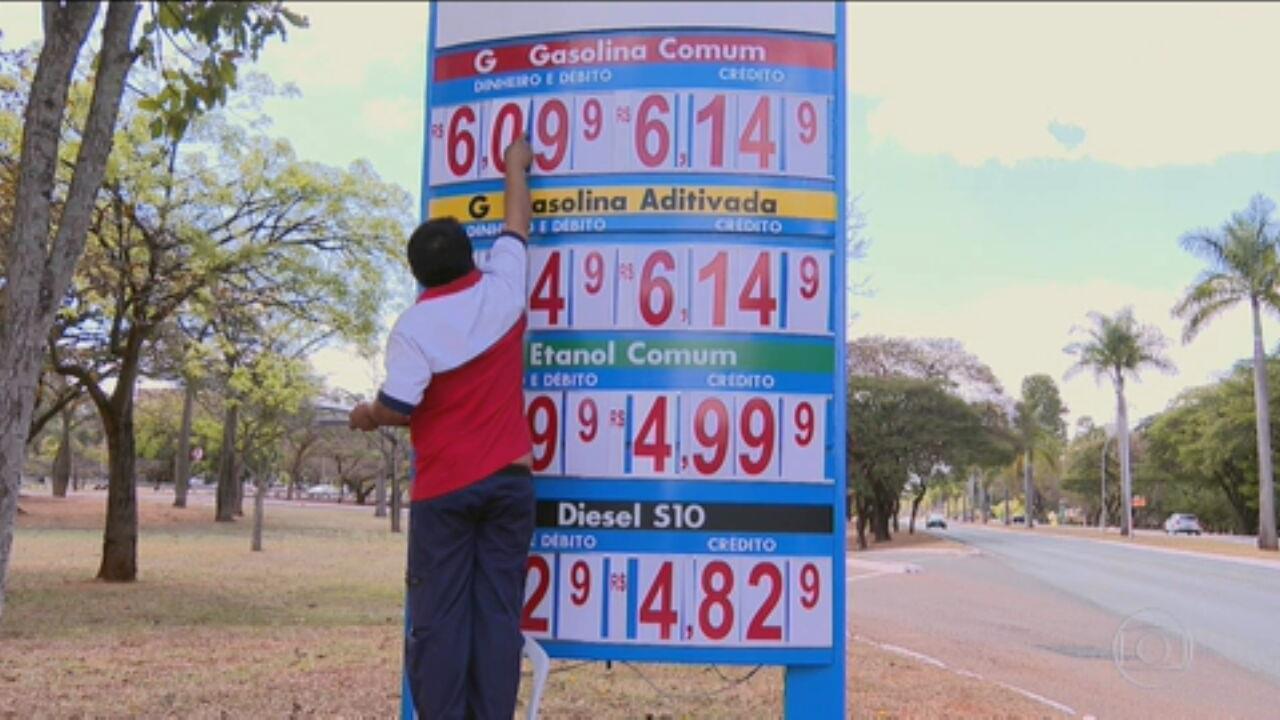 Aumento nos preços se espalha por vários setores da economia mesmo com a população comprando menos